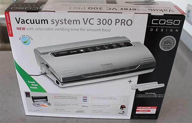 Caso VC300 Pro kopen