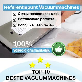 Beste vacumeermachine
