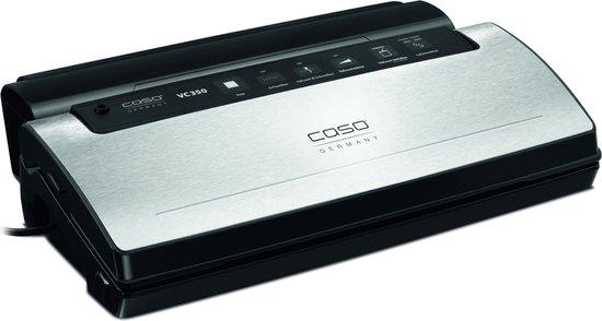 Caso CV350 Pro - review test