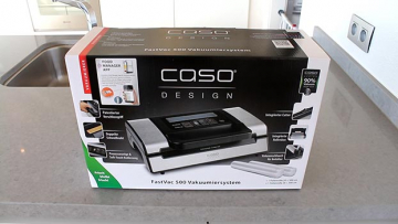 Caso-FastVac-500-review-test