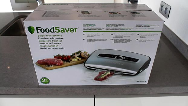Foodsaver-FSV016-Premium Review-Test