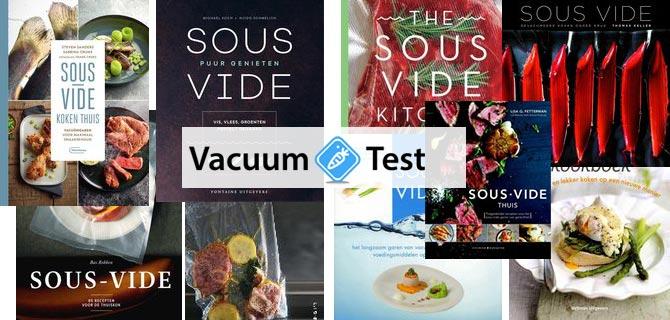 sousvide kookboeken