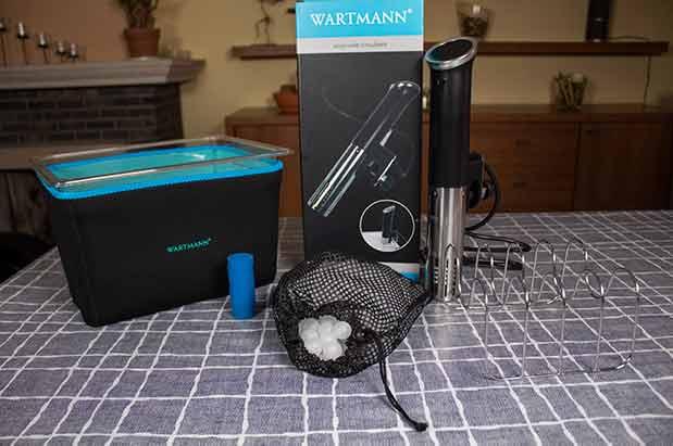 Wartmann WM 1508 SV accessoires