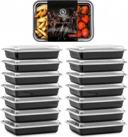 Fitcrafters - Meal Prep Bakjes 14 stuks BPA vrij