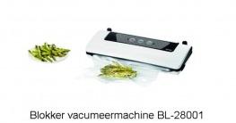 Vacumeermachine Blokker